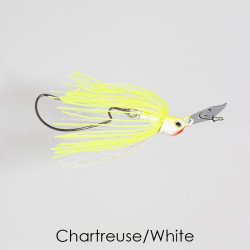 MB SWING-IT CHATTERBAIT White Chartreuse