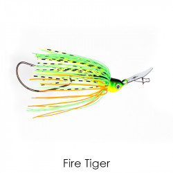 MB SWING-IT CHATTERBAIT Fire Tiger