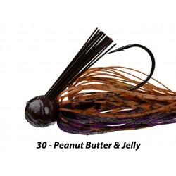 Picasso Fantacy Football Jig Peanut Butter & Jelly
