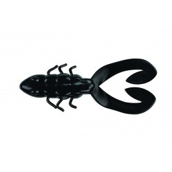 "Berkley Powerbait Chigger Toad Black 4"""