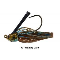 Picasso Swim Jig Molting Craw 3/8 oz 5/0