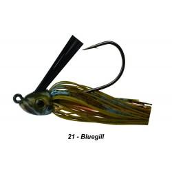 Picasso Swim Jig Bluegill 1/2 oz 5/0