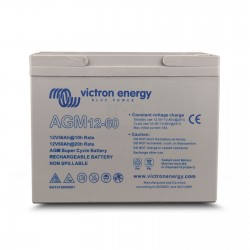 Victron 60 Ah 12 V Super Cycle AGM Sealed Lead Acid Battery