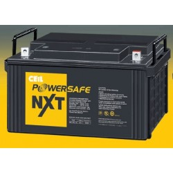 Ceil NXT 100-12 12 Volt 100Ah Deep Cycle VRLA AGM Battery by Exide