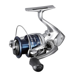 Shimano Nexave 1000 FE Front Drag Spinning Reel