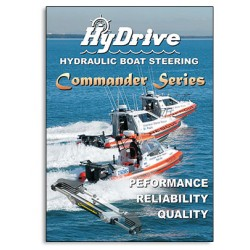 HyDrive Commander ComKit -1 Hydraulic Steer kit for up to 200 HP