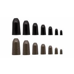 Tungsten Bullet (Worm) Weight Mossback