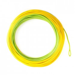 Airflo Forge Olive Sunny Yellow Floating WF5F Fly Line
