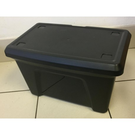 Battery box with lockable lid for 12V 100Ah Battery Leisure Battery Box
