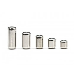 1-16 Oz. SILVER Tungsten Mojo Voodoo Weight Bad to The Bone