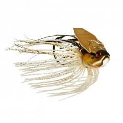 BOOYAH Melee-Golden Shiner Gold Blade-1/2 oz Bladed Jig