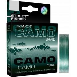 Dragon Camo Braid 0.12mm 9.75kg 4X Braid 150m