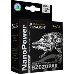 Dragon NanoPower Pike Copolymer 0.20mm 4.75kg 150m