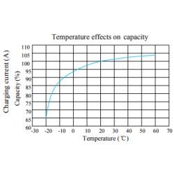 BSL Batt LiFePO4 Lithium Ion Battery Charts
