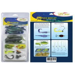 Elbe Bass Starter Set 36pc