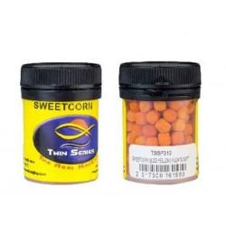 Twin Series Soft Floaties Small Sweetcorn 50 ml Tub