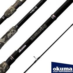 Okuma Barbarian Carp Black 8' 2PC