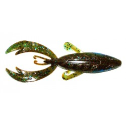 Big Bite Baits Rojas Fighting Frog Okeechobee Craw 3""