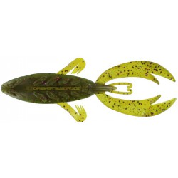 Big Bite Baits Rojas Fighting Frog Candy Grass 4""