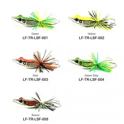 Lures Factory Lotus Frog Red 5cm