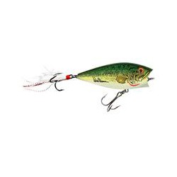 "Heddon Pop'n Image Baby Bass 3"" 5/8oz"