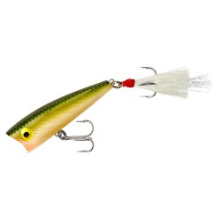 "Rebel Teeny Pop R Tennesse Shad 2"" 1/8oz"