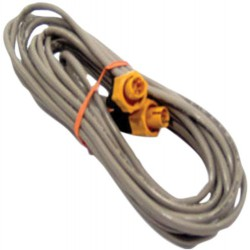 Lowrance 15 foot Ethernet Cable ETHEXT-15YL