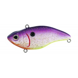 Spro Aruku Shad Purple Rain 75mm 5/8oz