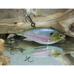 "Backstabber Lures Lipless Ghost Stabber 3"" 1/2oz"