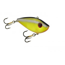 "Strike King Red Eye Shad Chartreuse Baitfish 3"" 3/4oz"