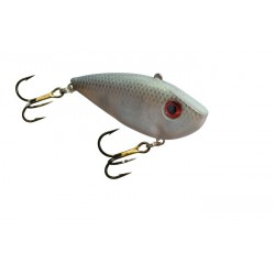 "Strike King Red Eye Shad Green Grizzard Shad 3"" 3/4oz"