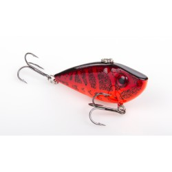 "Strike King Red Eye Shad Chili Craw 3"" 3/4oz"