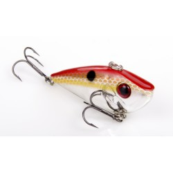 "Strike King Red Eye Shad Red Sexy Shad 3"" 3/4oz"