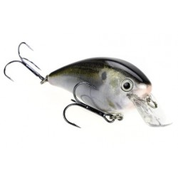 "Strike King Kvd Square Bill 1.0 Natural Shad 2"" 3/8oz"