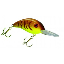 """Strike King Pro Model Series 3 Chartreuse Belly Craw 2"""" 1/4oz"""