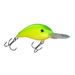"Strike King Pro Model Series 5 Green Back Chartreuse 2 1/2"" 1/2oz"