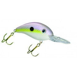 "Strike King Pro Model Series 5 Sexy Lavender Shad 2 1/2"" 1/2oz"