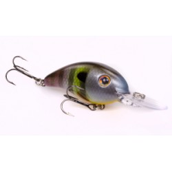 "Strike King Pro Model Series 5 Neon Bluegill 2 1/2"" 1/2oz"
