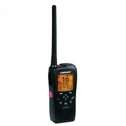 Lowrance LINK-2 DCS GPS Hand-Held 5 Watt VHF Radio