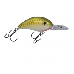 "Strike King Pro Model Series 6 Tennessee Shad 3"" 3/4oz"