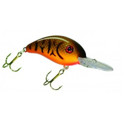 "Strike King Pro Model Series 3XD Orange Belly Craw 2"" 7/16oz"