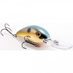 "Strike King Pro Model Series 3XD Gold Sexy Shad 2"" 7/16oz"