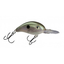 "Strike King Pro Model Series 10XD Green Gizzard Shad 6"" 2oz"