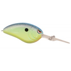 Spro Little John DD Chartreuse Blue 70mm 1oz