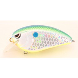 Spro Fat John Citrus Shad 60mm 5/8oz
