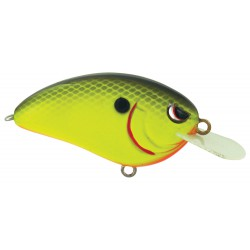 Spro Little John Chartreuse Black Back 50mm 1/2oz