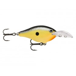 "Rapala Scatter Rap Crank Deep Old School 2"" 5/16oz"