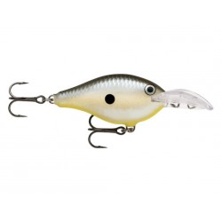"Rapala Scatter Rap Crank Deep Disco Shad 2"" 5/16oz"
