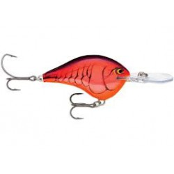 "Rapala Dives-To DT16 Demon 2 3/4"" 3/4oz"