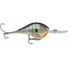 "Rapala Dives-To DT10 Bluegill 2 1/4"" 3/5oz"